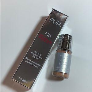 PUR SET No Filter Primer & Shake & Bake Concealer